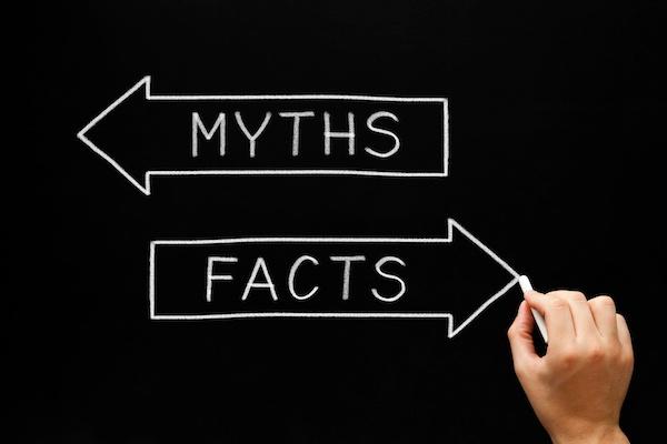Top 10 Bankruptcy Myths